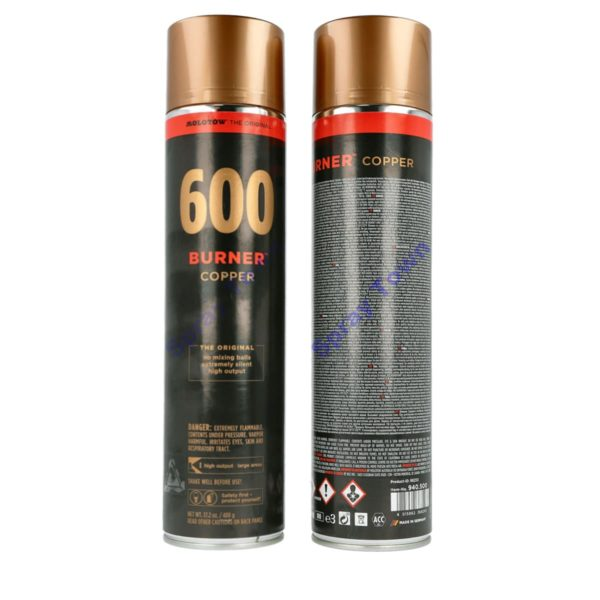 Molotow Burner 600ml - Copper