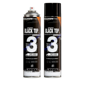 Molotow CoversAll 3 Blacktop 600ml