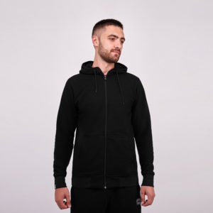 Толстовка ALL BLACK HOOD Urban Planet