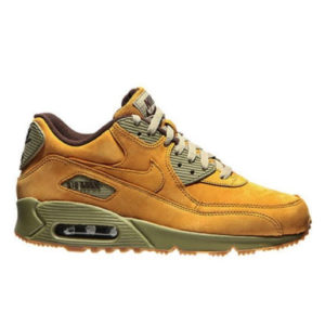 Nike Air Max 90 Winter Premium Wheat Pack