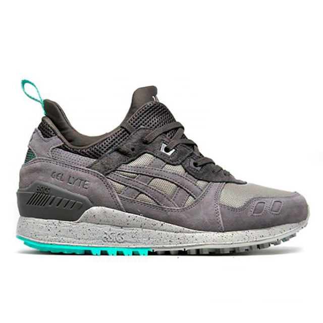 Зимние Кроссовки Asics Gel Lyte III MT SneakerBoot Grey Grey Украина 7e168e81d93