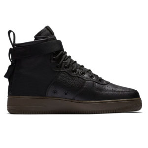 Мужские кроссовки Nike Air Force 1 MID SF Special Field Black