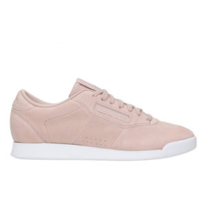 Женские кеды Reebok Princess EB Shell Pink