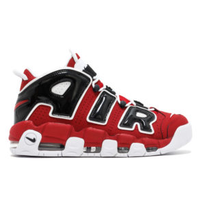 Кроссовки Nike Air More Uptempo Bulls