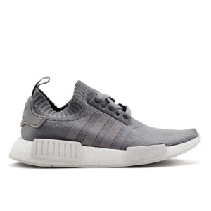 Кроссовки Nmd R1 Runner Primeknit Grey Three