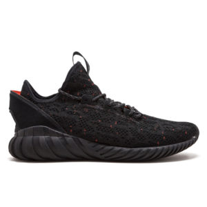 Кроссовки Adidas Tubular Doom Sock Primeknit Black
