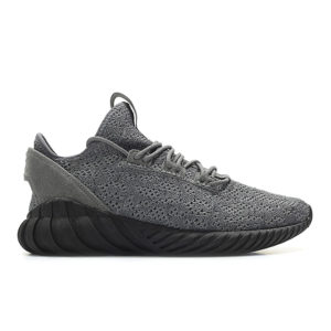 Adidas Tubular Doom Sock Primeknit Gray