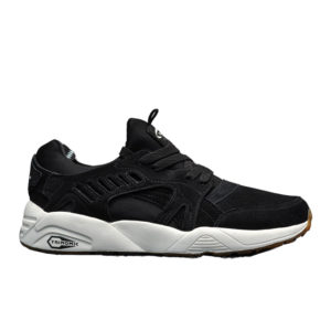 Puma Trinomic Disc System Black White
