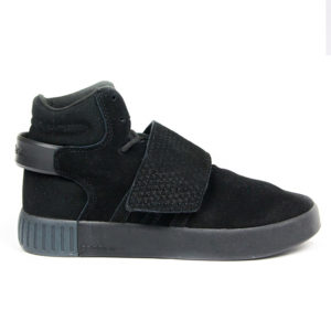 Кроссовки Adidas Originals Tubular Invader Strap Black Украина