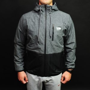 Мужская спортивная куртка The North Face серая