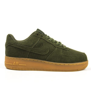 Кроссовки женские Nike Air Force Army Green Украина