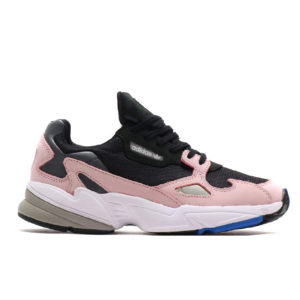 Adidas Yung Falcon Black Rose