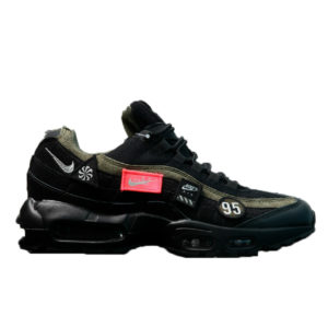 Кроссовки мужские Nike Air Max 95 HAL Black Cargo Khaki Now