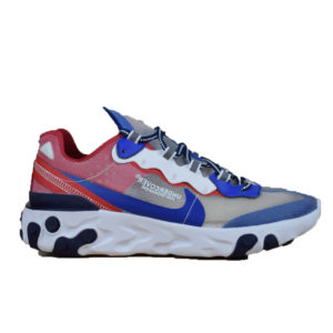 Nike React Element 87 x Undercover Blue Red