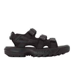 FILA Disruptor Sandals Black