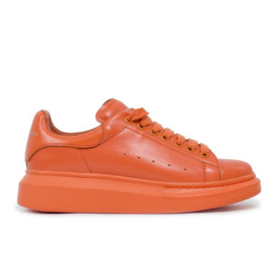 Alexander Mcqueen Orange