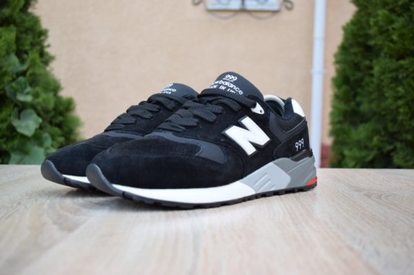 New Balance 999 Black White