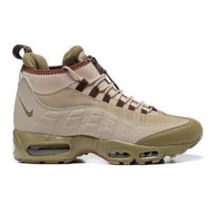 Кроссовки мужские Nike Air Max 95 Sneakerboot Beige Green Украина