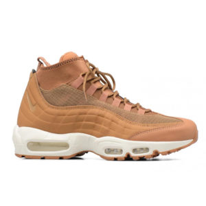 Кроссовки мужские Nike Air Max 95 Sneakerboot Brown Украина