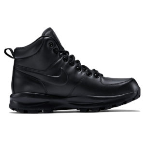Кроссовки мужские Nike Manoa Leather Black Original Украина