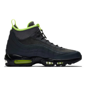 Кроссовки мужские Nike Air Max 95 Sneakerboot Black Volt