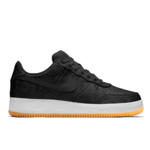 Кроссовки женские Nike Clot x Air Force 1 Low BLACK SILK
