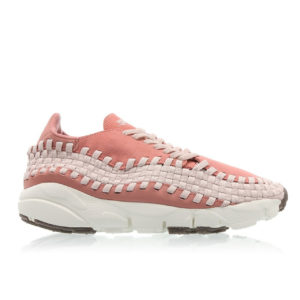 Кроссовки женские Nike Footscape Woven Pink