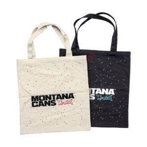 Montana Logo Cotton Bag Stars Edition