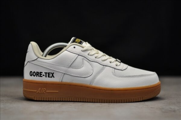 Кроссовки Мужские Nike Air Force Gore-tex White Milk