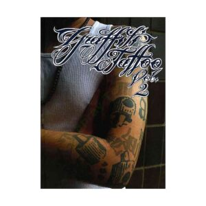 Graffiti Tattoo vol.2 Book